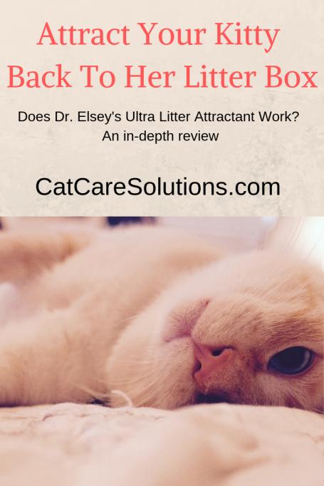 Cat Attract Litter Additive
